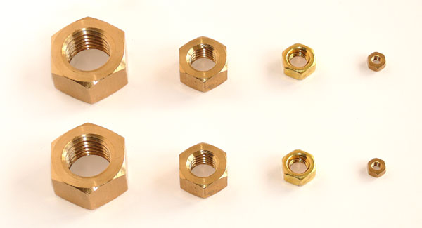tuercas hexagonales tornilleria landaluce orozko